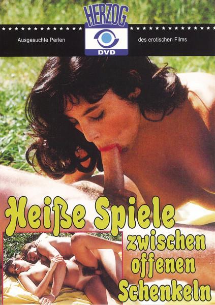 HEISSE SPIELE ZWISCHEN OFFENEN SCHENKELN [Herzog Video - Klassiker] DVD