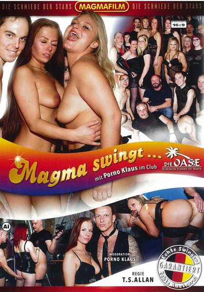 "MAGMA SWINGT... IM CLUB ""DIE OASE"" [Magmafilm] DVD"