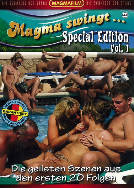 MAGMA SWINGT... SPECIAL EDITION VOL.1 [Magmafilm] DVD