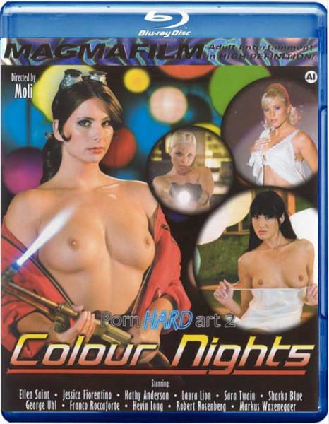 COLOUR NIGHTS PORN HARD ART 2 [Magma] BLU-RAY DISC