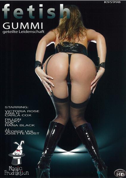 FETISH - GUMMI-GETEILTE LEIDENSCHAFT [Magic Produktion] DVD