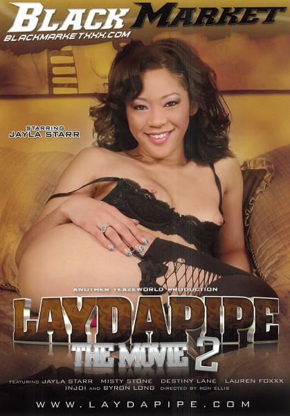 LADYPIPE THE MOVIE 2 [Black Market] DVD