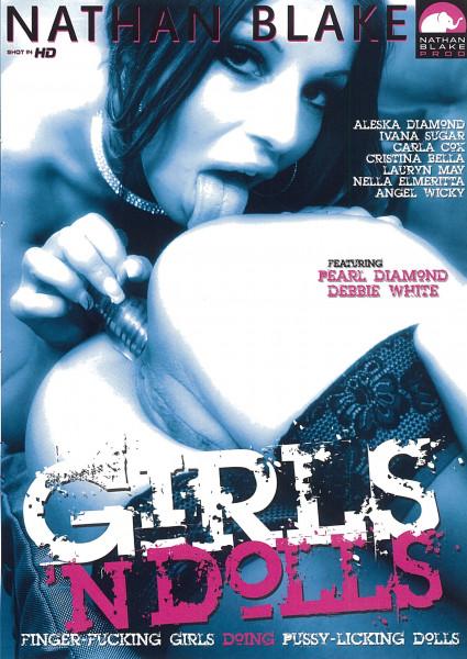 GIRLS 'N DOLLS [Nathan Blake] DVD