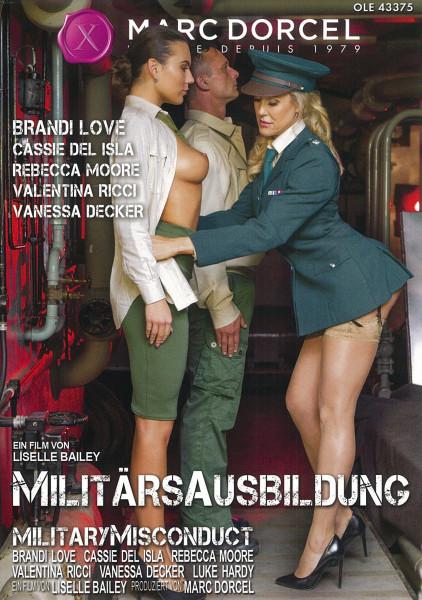 MILITÄRSAUSBILDUNG [Marc Dorcel] DVD
