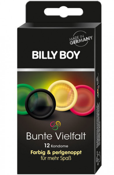 BUNTE VIELFALT [Billy Boy] 12er Pack