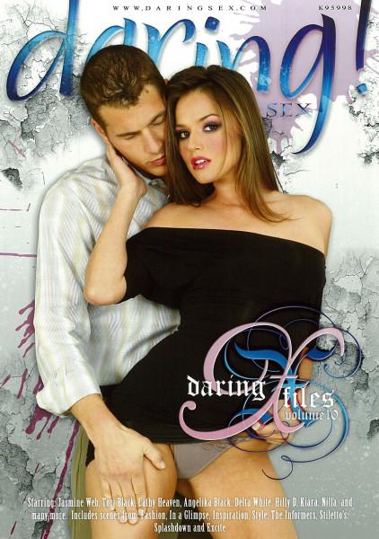 DARING X-FILES Vol. 10 [Daring Media Group] DVD