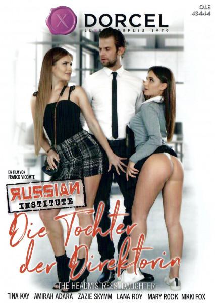 RUSSIAN INSTITUTE - DIE TOCHTER DER DIREKTORIN [Marc Dorcel] DVD