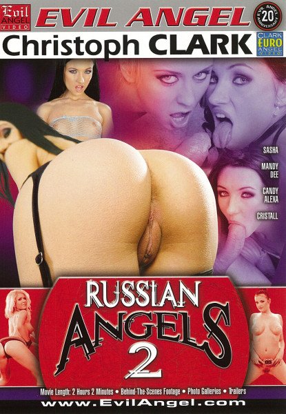 CHRISTOPH CLARK - RUSSIAN ANGELS 2 [Evil Angel] DVD