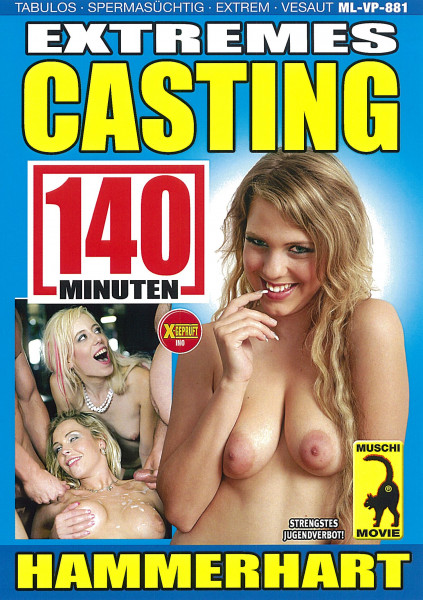 EXTREMES CASTING [Muschi Movie] DVD