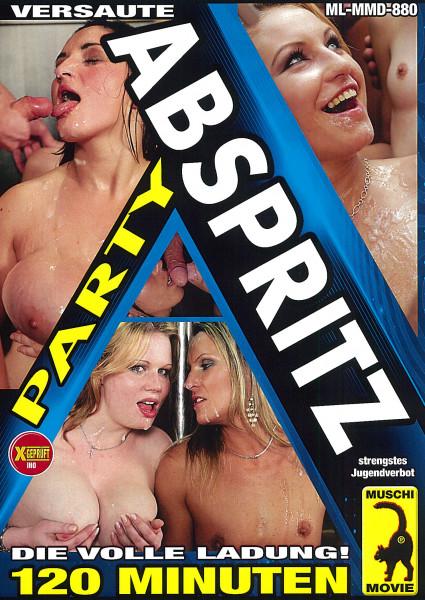 VERSAUTE ABSPRITZ-PARTY [Muschi Movie] DVD