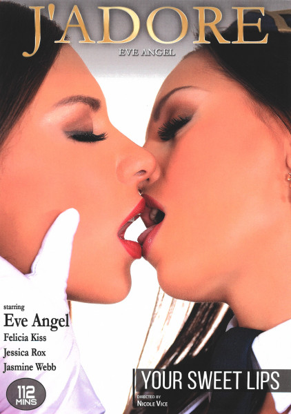 EVE ANGEL - YOUR SWEET LIPS [J'Adore Films] DVD