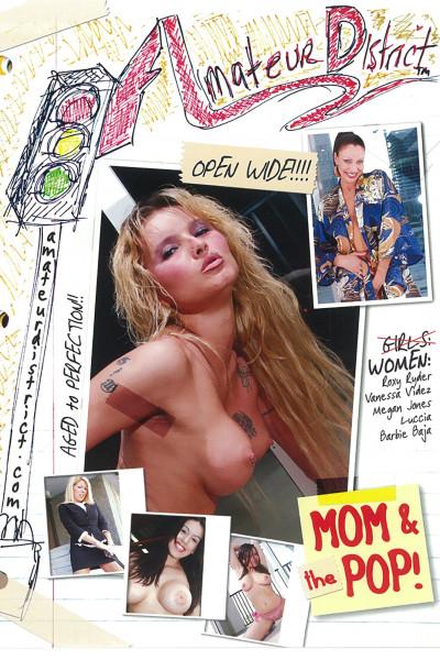 MOM & THE POP! [Amateur District] DVD
