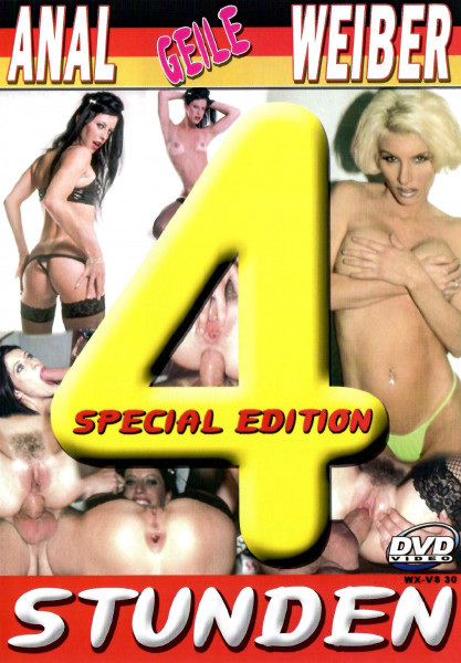 GEILE ANAL WEIBER [Special Edition] DVD