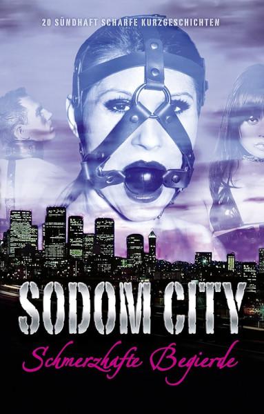 SODOM CITY [Carl Stephenson Verlag] Taschenbuch