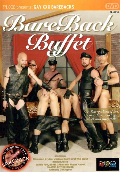 BAREBACK BUFFET [Foerster Media] DVD