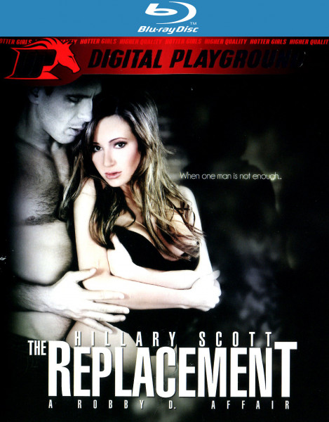THE REPLACEMENT [Digital Playground] BLU-RAY DISC