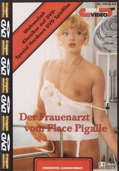 DER FRAUENARZT VOM PLACE PIGALLE [Ribu Film] DVD