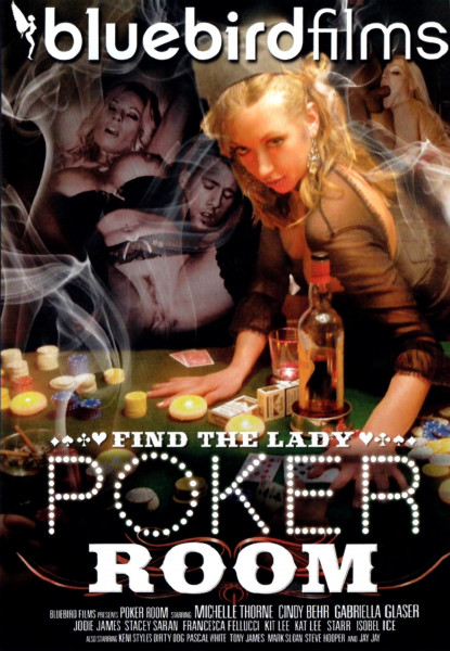 POKER ROOM [bluebirdfilms] DVD