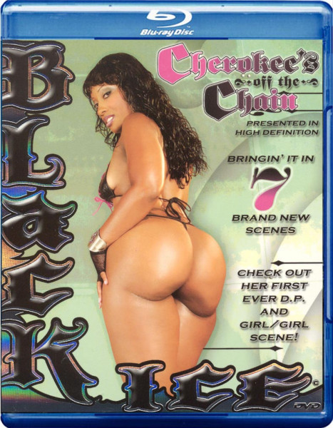 CHEROKEE'S OFF THE CHAIN [Black Ice] BLU-RAY DISC