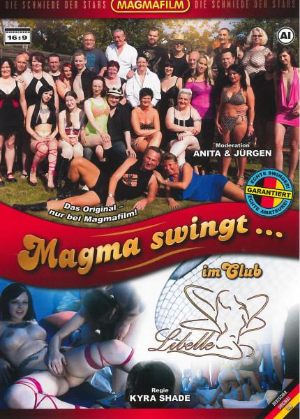 MAGMA SWINGT... IM CLUB LIBELLE [Magma] DVD