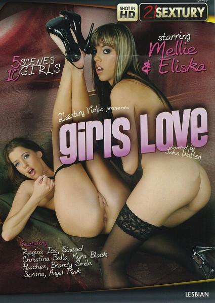 GIRLS LOVE [21 Sextury] DVD
