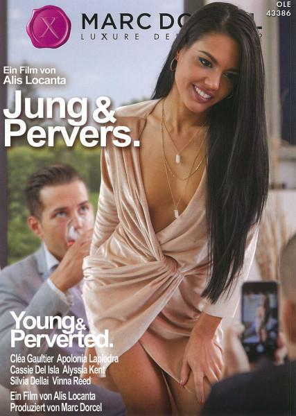 JUNG & PERVERS [Marc Dorcel] DVD