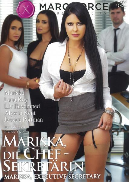 MARISKA, DIE CHEF-SEKRETÄRIN [Marc Dorcel] DVD