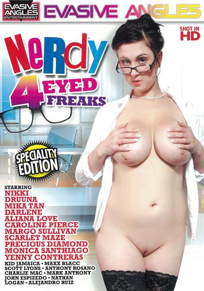 NERDY 4EYED FREAKS [Evasive Angels] DVD