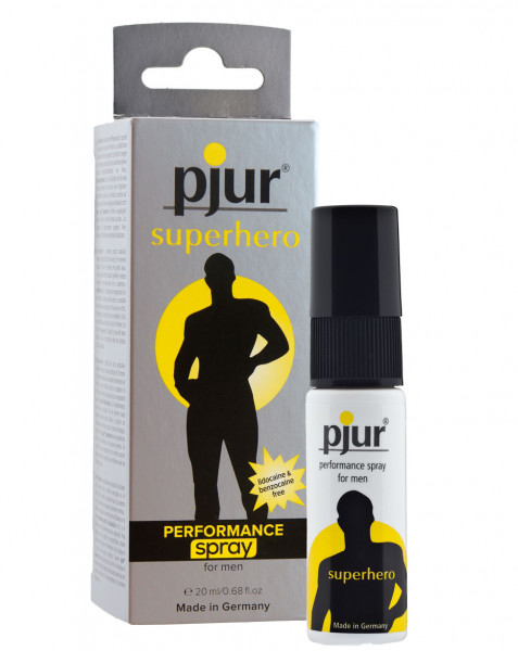 SUPERHERO [Pjur] 20 ml