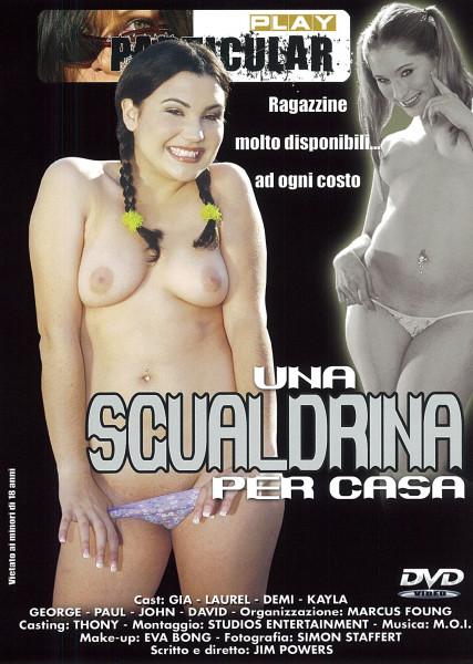 UNA SCUALDRINA PER CASA [Play Particular] DVD