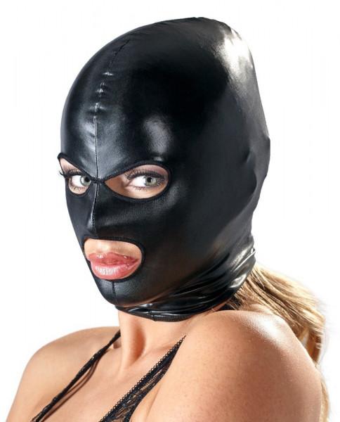 KOPFMASKE [Bad Kitty] schwarz