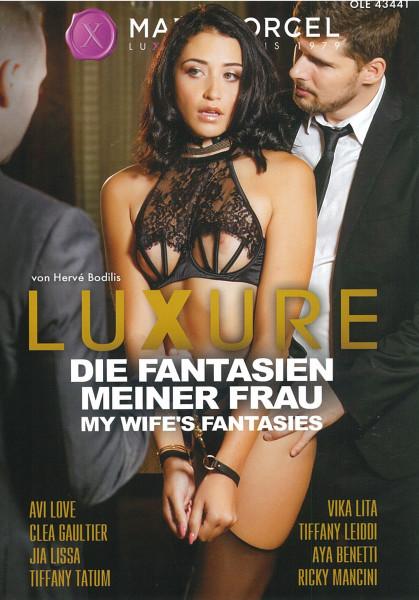 LUXURE - DIE FANTASIEN MEINER FRAU [Marc Dorcel] DVD