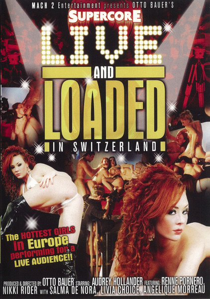 LIVE AND LOADED IN SWITZERLAND [Mach 2] DVD
