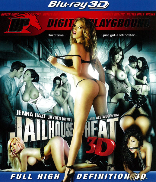 JAILHOUSE HEAT 3D [Digital Playground] BLU-RAY DISC