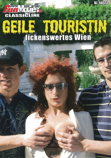 GEILE TOURISTIN - FICKENSWERTES WIEN [CLASSICLINE - Fun Movies] DVD