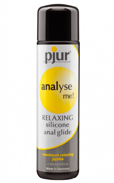 ANALYSE ME! RELAXING ANAL GLIDE [pjur] 100 ml