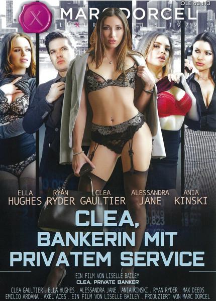 CLEA, BANKERIN MIT PRIVATEM SERVICE [Marc Dorcel] DVD