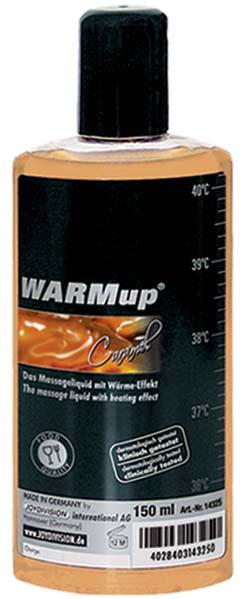 WARM UP Caramel [Joydivision] 150 ml