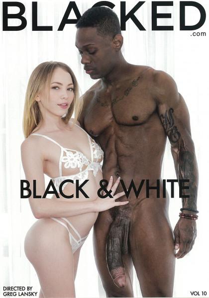 BLACK & WHITE 10 [BLACKED] DVD