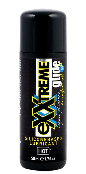 EXXTREME GLIDE - SILICONEBASED [Hot] 50 ml