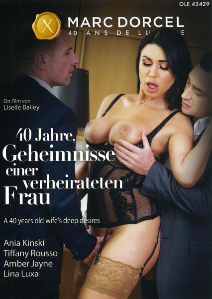 40 JAHRE, GEHEIMNISSE EINER VERHEIRATETEN FRAU [Marc Dorcel] DVD