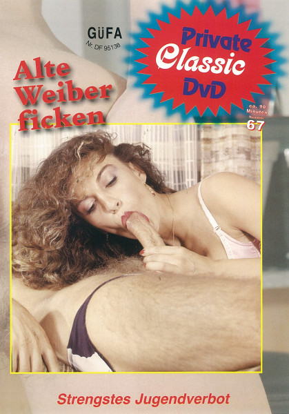 ALTE WEIBER FICKEN [Private Classic] DVD