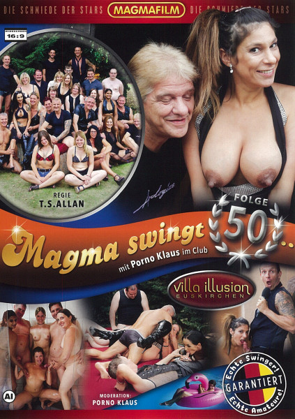 "MAGMA SWINGT... IM CLUB ""VILLA ILLUSION"" [Magmafilm] DVD"