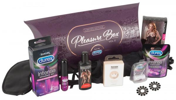 DUREX PLEASURE BOX Vol. II - Limited Edition