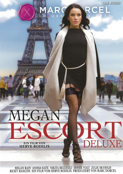 MEGAN - ESCORT DELUXE [Marc Dorcel] DVD