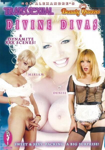 DIVINE DIVAS [Roy Alexandre] DVD