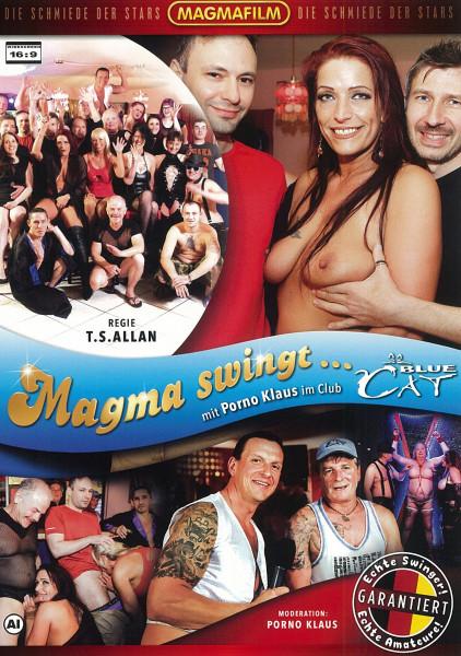 "MAGMA SWINGT... IM CLUB ""BLUE CAT"" [Magmafilm] DVD"