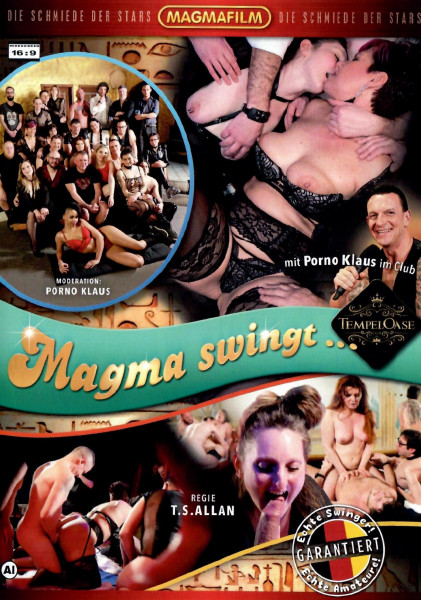 "MAGMA SWINGT... IN DER ""TEMPELOASE BERLIN"" [Magmafilm] DVD"