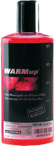 WARM UP Strawberry [Joydivision] 150 ml