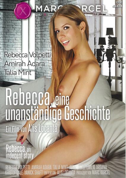 REBECCA, EINE UNANSTÄNDIGE GESCHICHTE [Marc Dorcel] DVD